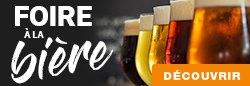 La Foire à la Bière, profitez de nombreuses promotions sur nos coffrets et packs