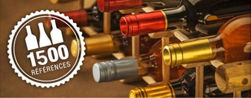 1200 référence de vins