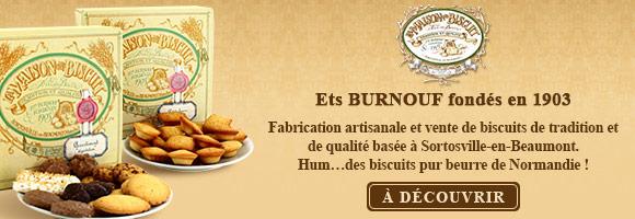 D�couvrez La Maison du Biscuit, des biscuits pur beurre de Normandie !