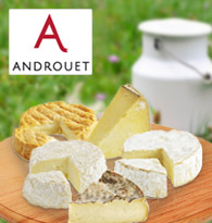 Androuet, Maître Fromager