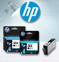 Cartouches Hewlett-Packard