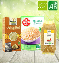 Semoule, Quinoa, Boulgour, céréales