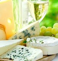 Avec les fromages