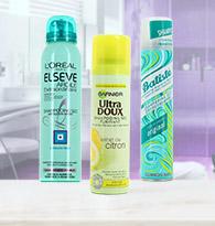 Shampooing Secs