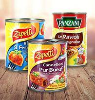 Ravioli, Cannelloni ...