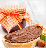 Confiture, Pâte à tartiner, Miel