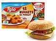 Burgers et nuggets
