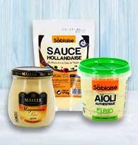 Sauce, mayonnaise