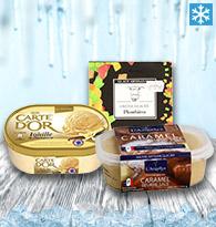 Bacs Crèmes Glacées