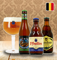 Bière Belge Triple