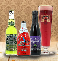Bière Fruitée - Aromatisée
