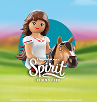 PLAYMOBIL® Spirit