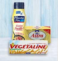 Margarine de cuisson