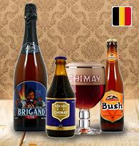 Bière Belge Ambrée