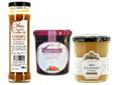 Confitures et miels