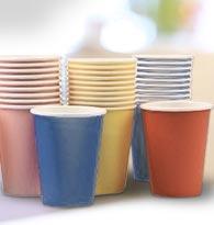 Vaisselle jetable Verres, Gobelets