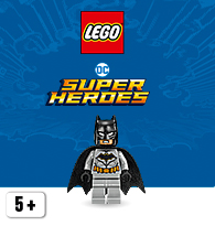 LEGO® Super Heroes DC Universe