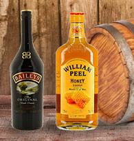 Spiritueux à base de whisky