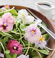 Fleurs, Micro-pousses