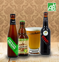 Bière Bio - Sans Gluten