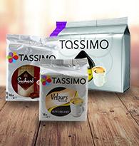 Capsules machine Tassimo