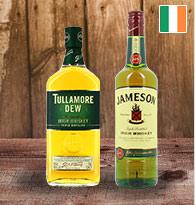 Whiskies Irlandais