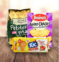Crackers & Feuilletés