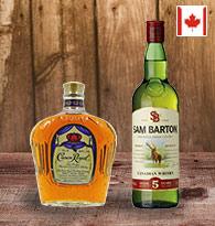 Whiskies Canadien