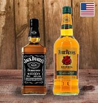Whiskeys Américains