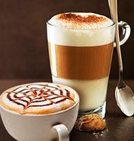 Cafés aromatisés & préparations