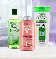 Shampooings cheveux plats et ternes