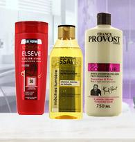 Shampooings cheveux colorés