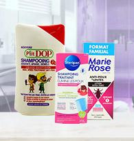 Shampooings anti-poux
