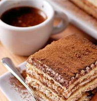 Café, Biscuits, Desserts