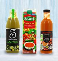 Gazpacho, soupe froide