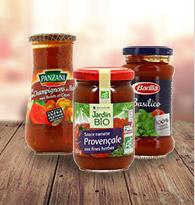 Sauces à base de tomate
