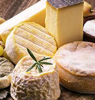 Les fromages de février