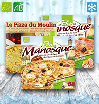 Pizzas Biologiques