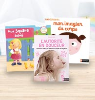 Premiers livres cartonnés, éducatifs