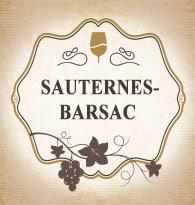 Vins d'appellation Sauternes et Barsac