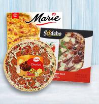 Pizza, quiches et tartes