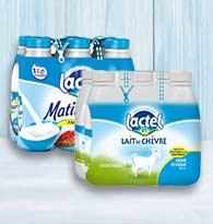 Lait sans Lactose, Chèvre