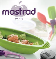 Mastrad, ustensiles de cuisine innovants