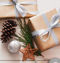 Sacs et papier cadeaux