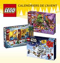 LEGO® Calendriers de l'Avent