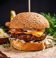 Burgers, viandes cuisinées