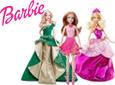 Barbie princesse et féérie