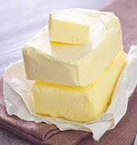 Beurre, margarine, crème, sauce