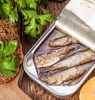 Conserves et terrines de poisson