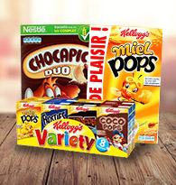 Céréales pour enfants